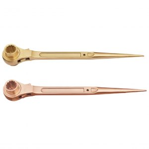 Non Sparking Ratchet Wrench
