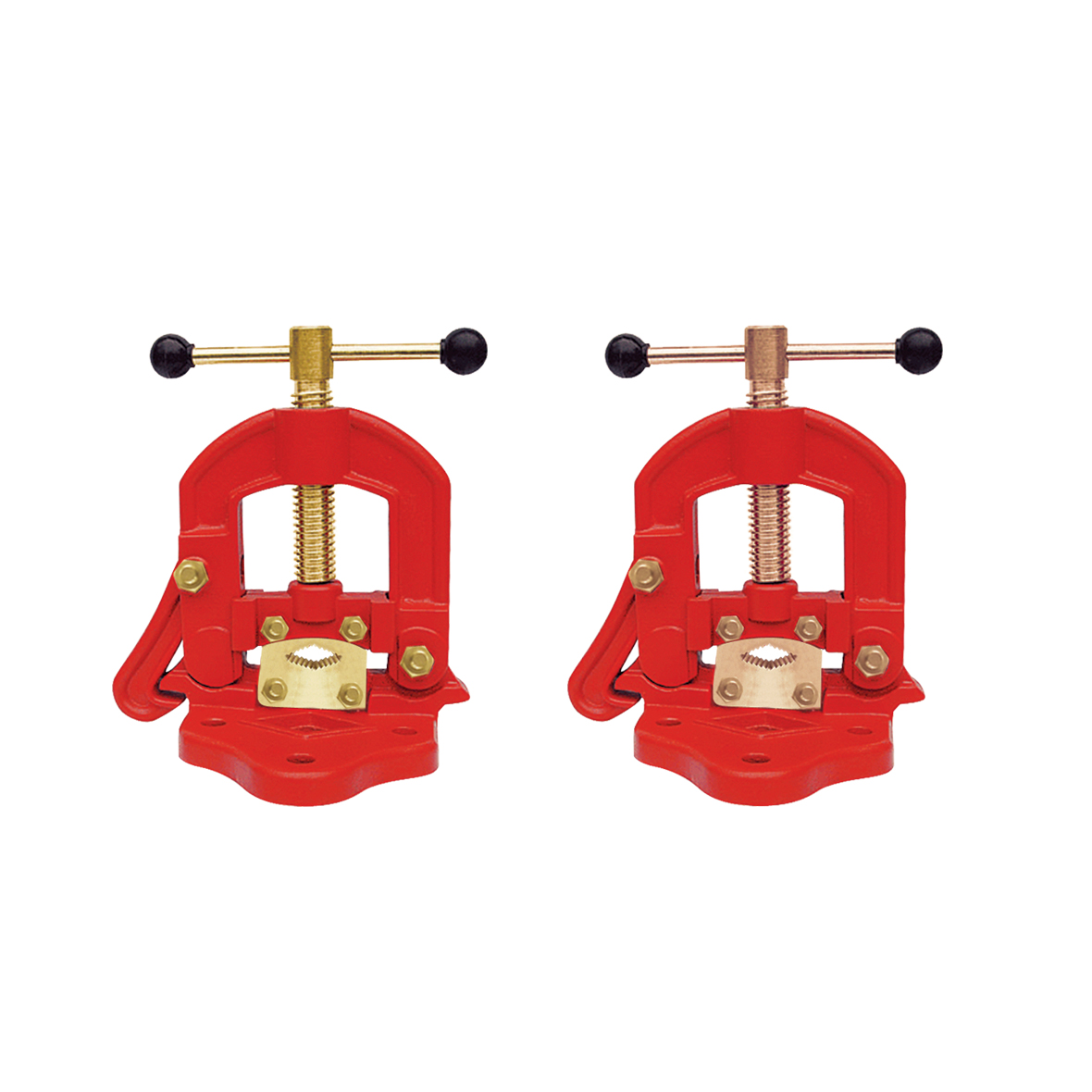 Locking Pipe Vices