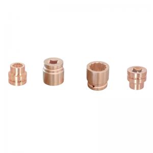 Beryllium Copper Impact Sockets